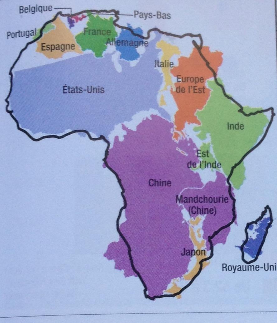 L'heure des 54 Afriques