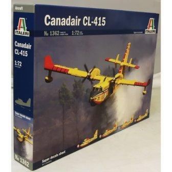 Avions-citernes: l'invention de Canadair demeurera canadienne