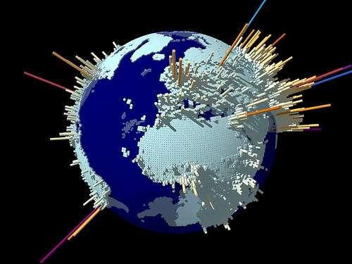 Démographie mondiale: savez-vous nommer les maintenant 13 pays de 100 millions et plus ?