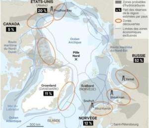 Washington et Ottawa stoppent l'octroi de concessions pour le pétrole arctiqueet en Nouvelle-Angleterre
