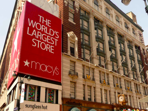 Quand Amazon remplace Macy's
