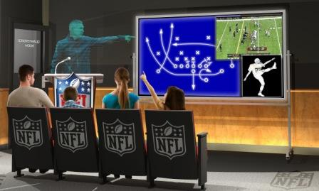 D-BOX partenaire du CirqueduSoleil et de la NFL pour créer une attraction immersive au cœur de New York