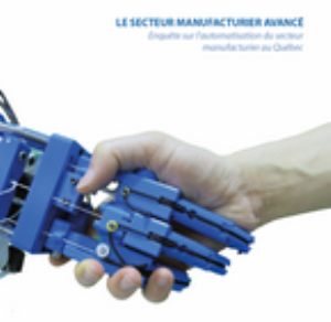 Parc québécois de robots : un bond spectaculaire