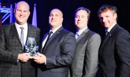 La Chambre Économique Canada-Europe honore SiliCycle