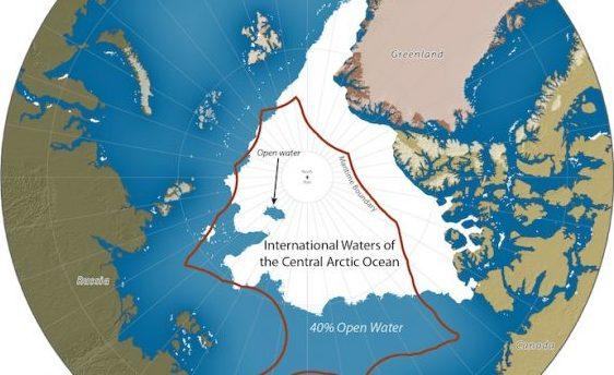 Un nouveau traité de 16 ans sur la pêche dans l'Arctique