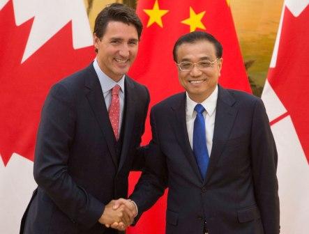 Libre-échange: Quand Ottawa négocie avec Pékin…