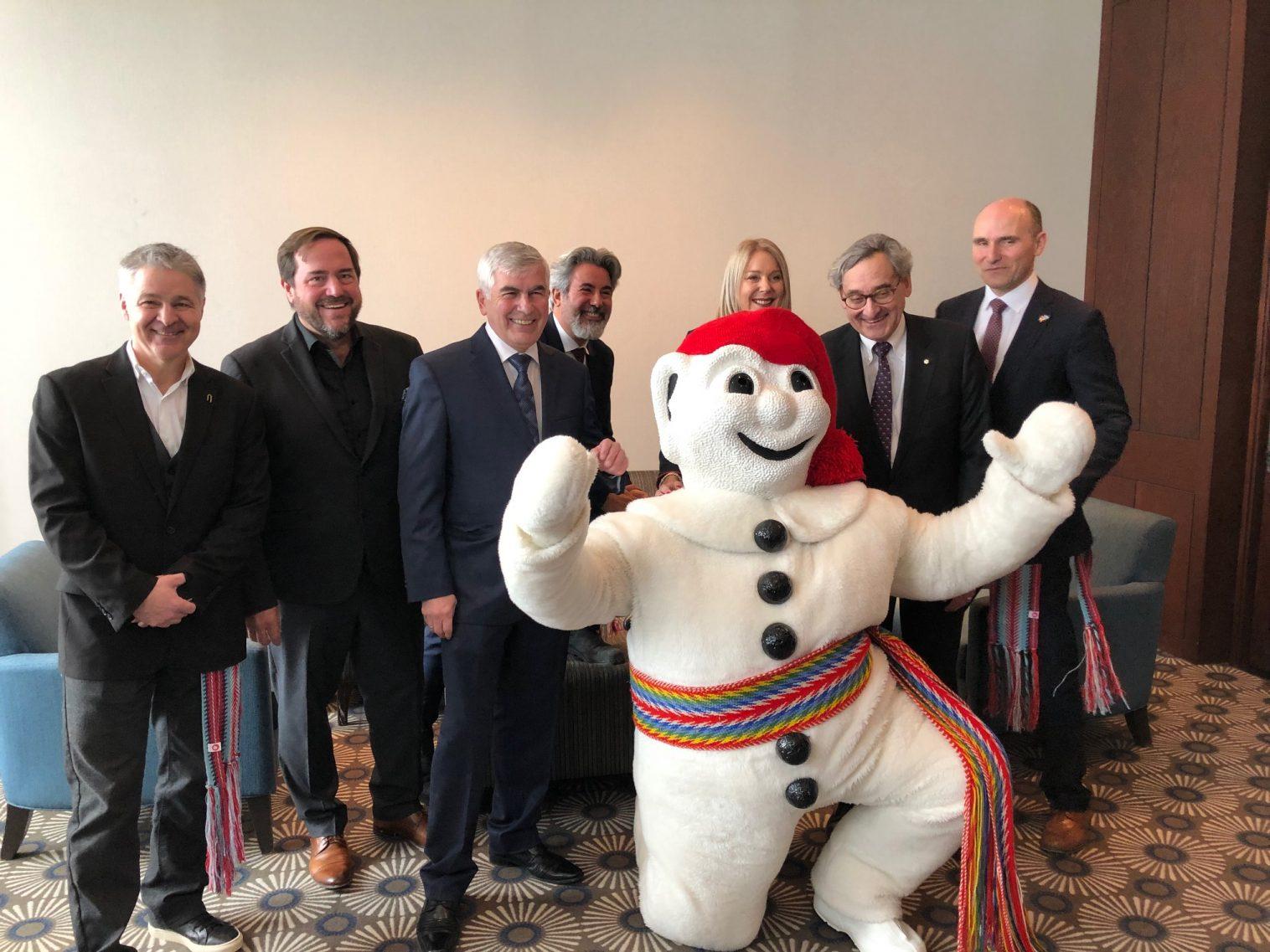 Michael Sabia: retour sur Davos 2019