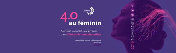 SFIM : 1er sommet pour rassembler les femmes du secteur industriel dans le monde les 13-14-15 novembre 2019